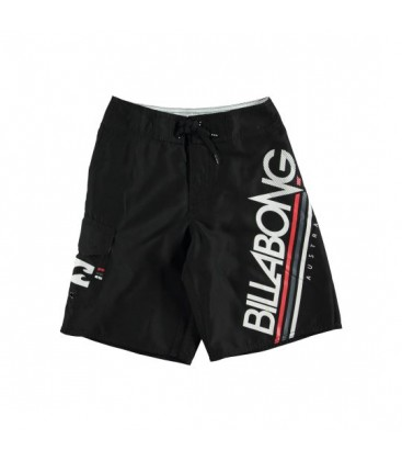 Billabong Boardshort Liner Boy Erkek Siyah Şort BS03BİS2