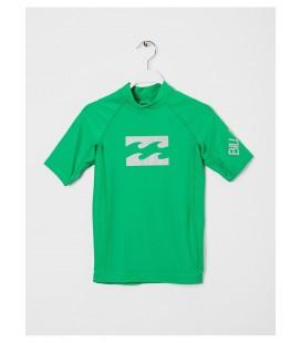 Billabong Butlogo Yeşil Kız Çocuk Tişört BİS4Y01
