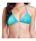 Billabong Vivy Triangle Kadın Yeşil Üst Bikini M3SW63