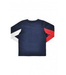 Bikkembergs Lacivert Erkek Çocuk T-shirt 3232DNMTE51