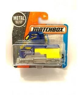 Matchbox Metal Oyuncak Lokomotif C0859