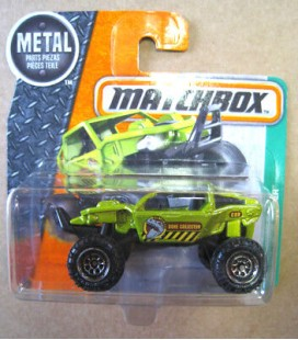 Matchbox Metal Oyuncak Araba C0859 109/125