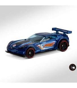 Hot Wheels Corvette C7.R Tekli Araba 5785