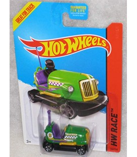 Hot Wheels Bump Around Tekli Araba 5785