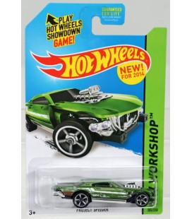 Hot Wheels Project Speeder Tekli Araba