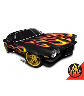 Hot Wheels 70 Camaro Tekli Araba DHX27-D6B6
