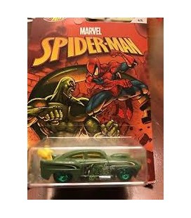 Hot Wheels Spiderman Jaded Tekli Araba DWD21-JL10