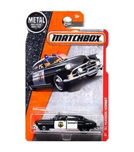 Matchbox Oyuncak Polis Arabası '51 Hudson Hornet Police Car57/125,
