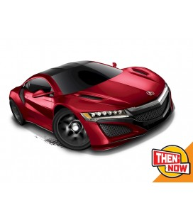 Hot Wheels 17 Acura Nsx Tekli Araba DHX21-D6B6