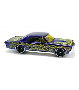 Hot Wheels 65 Pontiac Gto Tekli Araba DHX28-D6B6