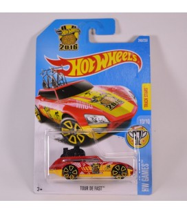 Hot Wheels Tour De Fast Tekli Araba DHP35-D6B6