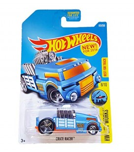 Hot Wheels Crate Racer Tekli Araba