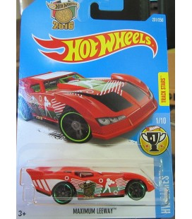 Hot Wheels, Oyuncak Araba 2016 HW Games, Maximum Leeway 231/250
