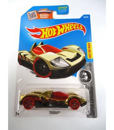 Hot Wheels Oyuncak Araba Teeray 36/250 Super Chromes