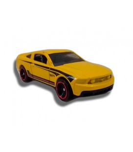 Hot Wheels  Oyuncak Araba 2010 Ford Mustang GT HW Mild to Wild 60/250 2016 long card