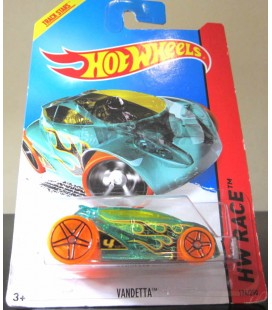 Hot Wheels Vandetta Oyuncak Araba