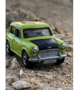 Matchbox Model Araba Explorers 1964 Austin Mini Cooper From The 2017 - 117/125