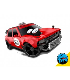 Hot Wheels Time Attaxi Tekli Araba DHP23-D6B6