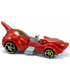 Hot Wheels Purrfect Speed Tekli Araba