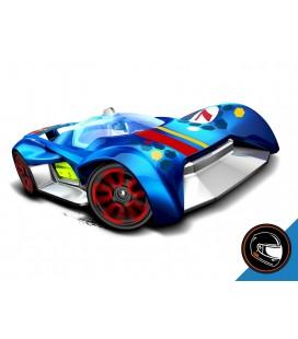 Hot Wheels Futurismo Tekli Araba DHN89-D6B6
