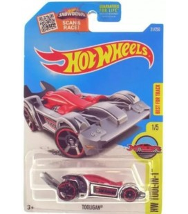 Hot Wheels Tooligan Tekli Araba DHP61-D6B6