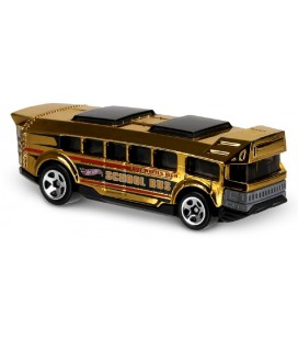 Hot Wheels Model Otobüs - Oyuncak Otobüs Series 37/250