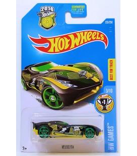 Hot Wheels Oyuncak Araba - Velocita Black 233/250