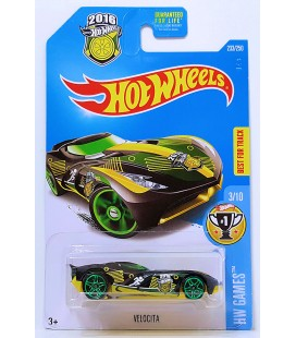 Hot Wheels Oyuncak Araba - Velocita Black 233/250