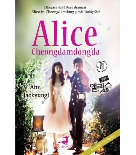 Alice Cheongdamdong'da - 1 - Ahn Jaekyungl - Olimpos Yayinlari