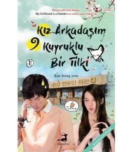 Kız Arkadaşım 9 Kuyruklu Bir Tilki - Kim Seong Yeon - Olimpos Yayınları
