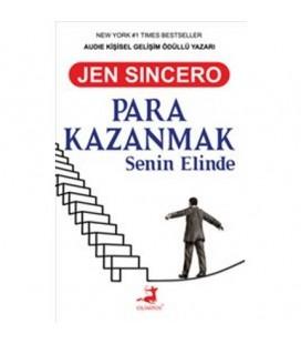 Para Kazanmak Senin Elinde - Jen Sincero - Olimpos Yayınları