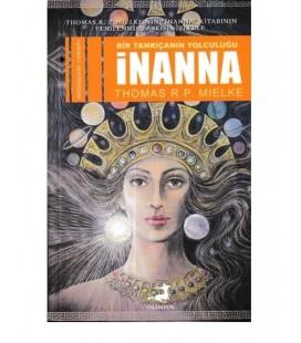 Bir Tanrıçanın Yolculuğu İnanna - Thomas R. P. Mielke - Olimpos Yayınları