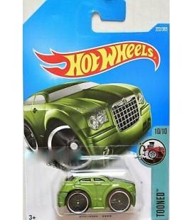 Hot Wheels Chrysler 300c Tekli Araba