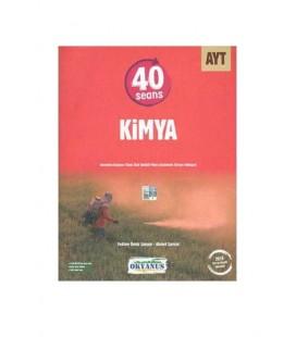 AYT Kimya 40 Seans Soru Bankası - Okyanus Yayınları