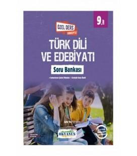 9. Sınıf Türk Dili Ve Edebiyatı Soru Bankası - Okyanus Yayınları