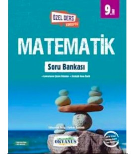 9. Sınıf Matematik Soru Bankası - Okyanus Yayınları