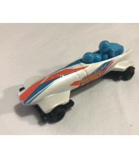 Hot Wheels İce Shredder Tekli Araba