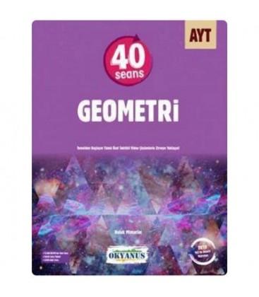 AYT 40 Seansta Geometri - Okyanus Yayınları