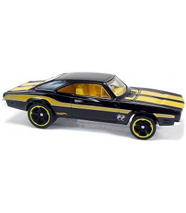 Hot Wheels 69 Dodge Charger 500 Tekli Araba