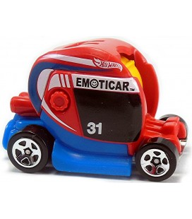 Hot Wheels Emoticar Tekli Araba