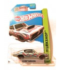 Hot Wheels 68 Hemi Barracuda Tekli Araba