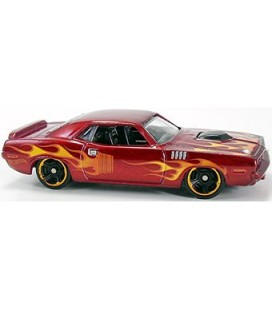 Hot Wheels 71 Hemi Cuda Tekli Araba