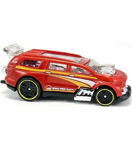Hot Wheels Nitro Tailgater Tekli Araba