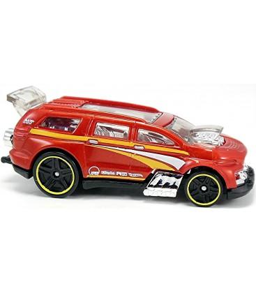 Hot Wheels Nitro Tailgater Tekli Araba