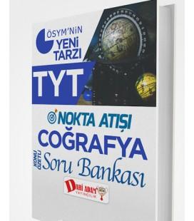 TYT Nokta Atışı Coğrafya Konu Özetli Soru Bankası - Dahi Adam Yayınları