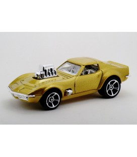 Hot Wheels 68 Corvette Gas Monkey Garage Tekli Araba