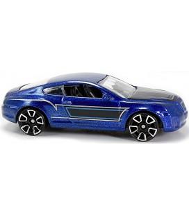 Hot Wheels Bentley Continental Supersports Tekli Araba