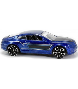 Hot Wheels Bentley Continental Supersports Tekli Araba