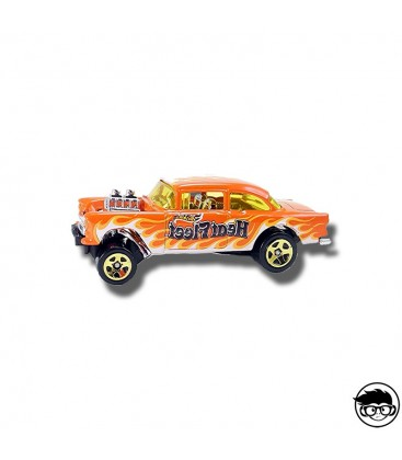 Hot Wheels 55 Chevy Bel Air Gasser Tekli Araba