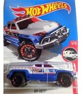 Hot Wheels Off Duty Tekli Araba